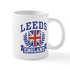Leeds England Mug