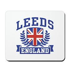 Leeds England Mousepad