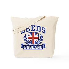 Leeds England Tote Bag