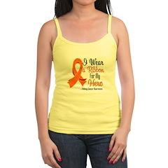 Hero - Kidney Cancer Jr.Spaghetti Strap