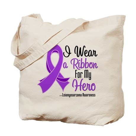 Hero - Leiomyosarcoma Tote Bag