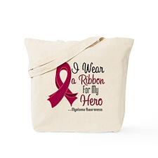 Hero - Multiple Myeloma Tote Bag