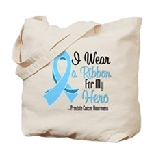 Hero - Prostate Cancer Tote Bag