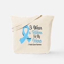 Hero - Prostate Cancer Tote Bag