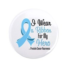 "Hero - Prostate Cancer 3.5"" Button"