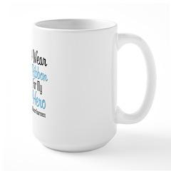 Hero - Prostate Cancer Mug