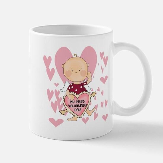 Angel Baby Valentine Mug