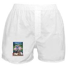 Frenchie Be Mine Boxer Shorts