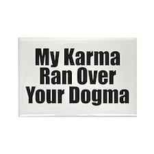 My Karma Rectangle Magnet