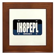 IH8PEPL Framed Tile