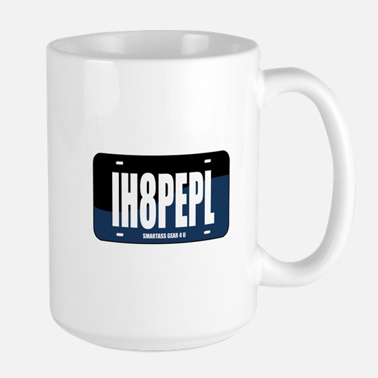 IH8PEPL Large Mug
