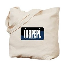 IH8PEPL Tote Bag