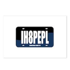 IH8PEPL Postcards (Package of 8)