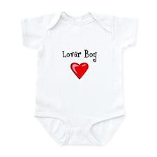 Lover Boy Infant Creeper