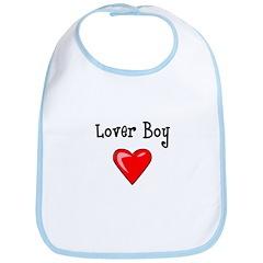 Lover Boy Bib