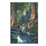 Maxfield parrish postcards Postcards