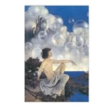 Maxfield Parrish Air Castles (Package of 8)