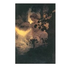 Maxfield Parrish Deep Woods (Package of 8)