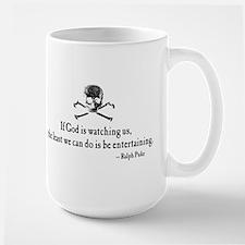 Ralph Puke Large Mug