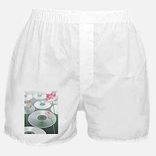 Compact Disc Boxer Shorts