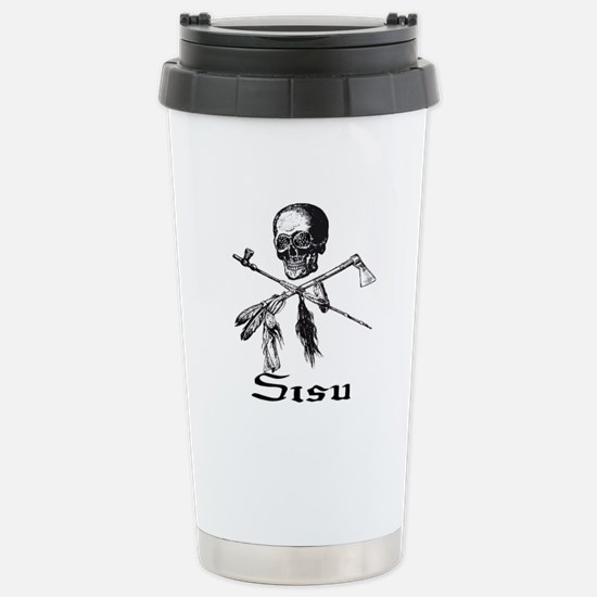 Sisu Pirate Stainless Steel Travel Mug