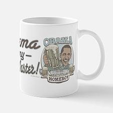 Obama Brewmaster Mug