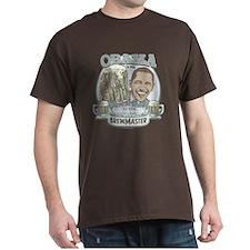 Obama Brewmaster T-Shirt