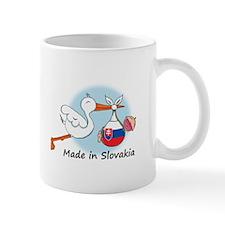 Stork Baby Slovakia Mug