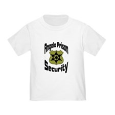 Angola Prison Security T