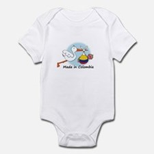 Stork Baby Colombia Infant Bodysuit