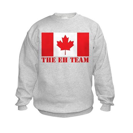 The Eh Team Kids Sweatshirt