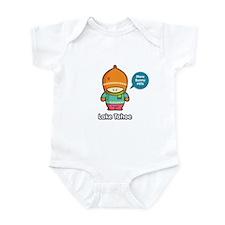 Lake Tahoe ORA-PNK Infant Bodysuit