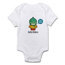 Lake Tahoe GRN-RED Infant Bodysuit
