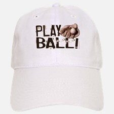 Play Ball BAseball Baseball Baseball Cap