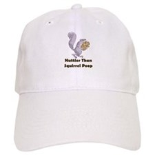 Squirrel Poop Baseball Cap
