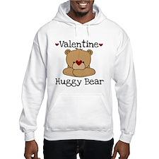 Valentine Huggy Bear Hoodie