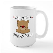 Valentine Huggy Bear Mug