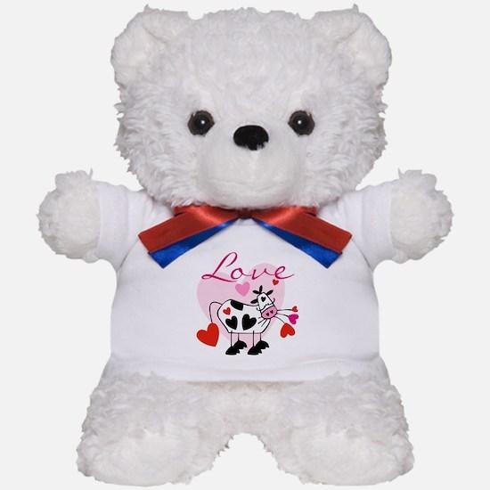 Mooey Love Teddy Bear