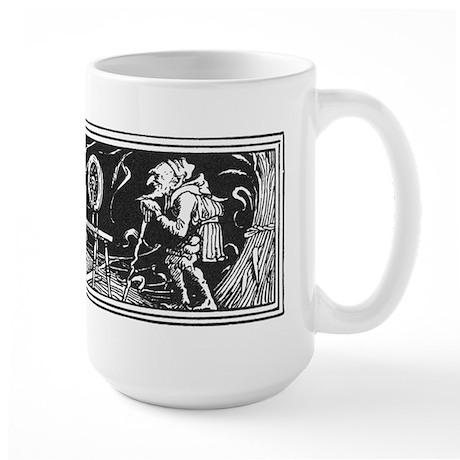 Walter Crane's Rumpelstiltskin Large Mug