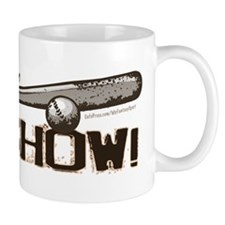 Big Show Baseball Bat Mug