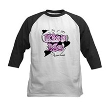 Purple Kiss Me Tee