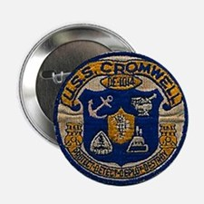 """USS CROMWELL 2.25"""" Button (10 pack)"""