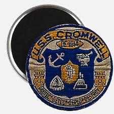 USS CROMWELL Magnet