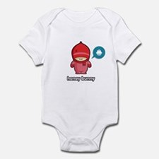 Honey Bunny PNK Infant Bodysuit