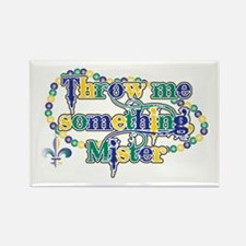 Throw me mister bc Rectangle Magnet (10 pack)