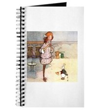 ALICE & THE WHITE RABBIT Journal