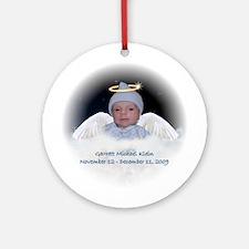 Garrett 4 Ornament (Round)