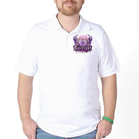 Peace Love Twilight Golf Shirt