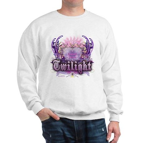 Peace Love Twilight Sweatshirt