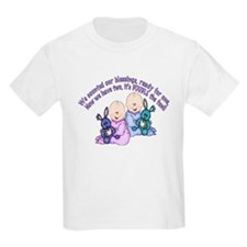 Double Fun Twins T-Shirt